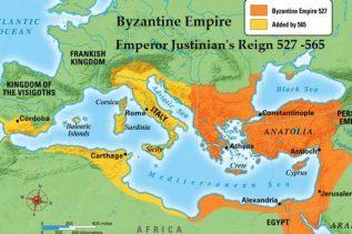 byzantine-empire-under-justinians-reign-690x460
