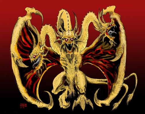 kingu_ghidorah_by_nihilove