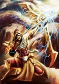arjuna_the_thousand_arrow_by_rhein_salvation-212x300