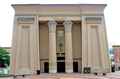 egyptian-building-on-vcu-campus-richmond-virginia-brendan-reals