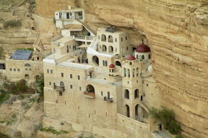 oldest-cities-in-the-world-st._george_monastery_in_wadi_qelt