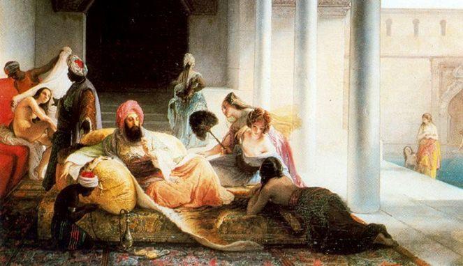 harem-melayani-sultan
