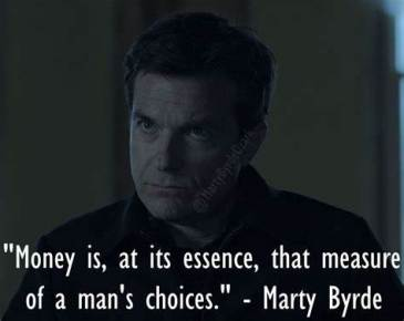 Marty Money is Measure of Man Choices